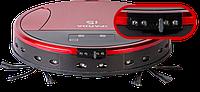 Робот пылесос Panda i5 с видеокамерой и WI-FI умный гибридный, фото 1