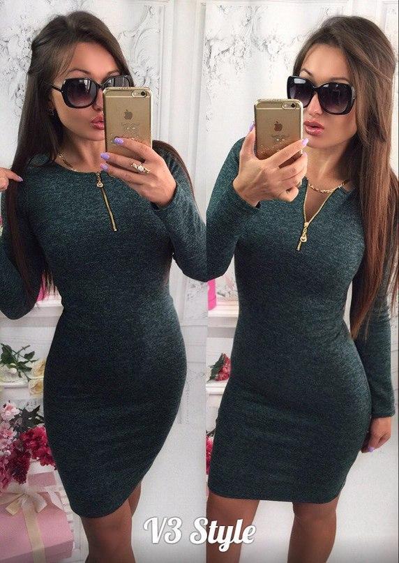e33d0e610fb1 Платье ангора меланж в расцветках 21667: Интернет-магазин модной ...