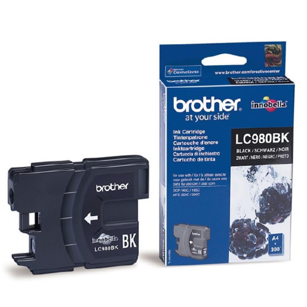 Картридж Brother DCP-145C/ 165C, MFC250C black