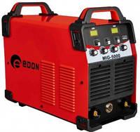 Сварка инверторная Edon EXPERTMIG-5000Q, профессиональный полуавтомат, напряжение 380 V,возможность удаленного управления переключатель 2Т4Т,
