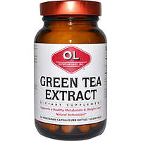 Olympian Labs Inc., Green Tea Extract, 60 Veggie Caps