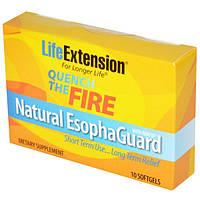 Life Extension, Натуральный EsophaGuard, с ROH10, 10 гелевых капсул