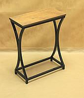 Стол - консоль кованый 03 Малый.