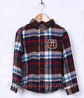 Рубашка Bonito Фланель р.2-3-4-5 лет