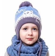 Шапка Умка детская для мальчика, фото 1
