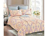 Постельное белье Семейное сатин печатный Arya Olivia AR46