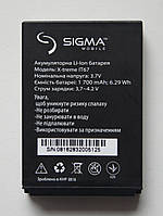 Аккумулятор Sigma IP67 . IT67 оригинал