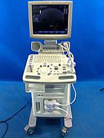 Аппарат УЗИ для ультразвуковой диагностики USG GE Logiq A5 Ultrasonograf