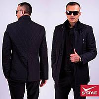 Демисезонная мужская стеганная куртка ,44-60