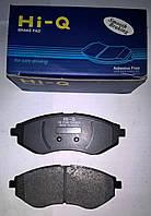 Тормозные колодки передние Chevrolet Aveo