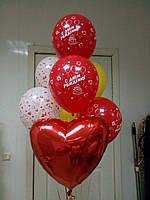 Букет из 8 шариков_Киев
