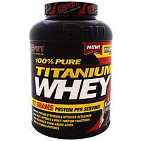 SAN Nutrition, 100% Pure Titanium Whey, печенье со сливками, 81 унция (2310 г)
