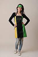 Стильная разноцветная униформа для промоутеров и продавцов под заказ