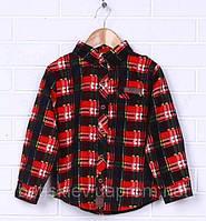 Рубашка Bonito Фланель р.5-6-7-8 лет