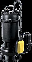 Дренажно-фекальный насос rudes DRF 750F с поплавком