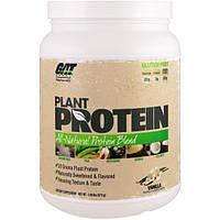 GAT, Растительный белок, смесь натуральных растительных белков, ваниль, 1,48 фунта (673 г)