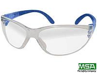 Очки защитные противоосколочные PERSPECTA  от царапин  ультрафиолета от запотевания от кислот и щелочей