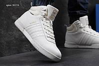 Чоловічі зимові  кросівки  Adidas Blauvelt (3471)білі