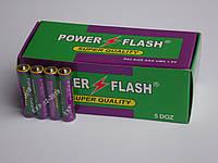 Батарейки Power Flahs R3 мини пальчиковые ААА