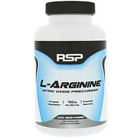 RSP Nutrition, LLC, L-Arginine, 750 mg, 100 Capsules