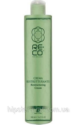 Реконструирующий крем для волос Green Light Re-Co Hair Wellness Restructuring Cream 500 ml