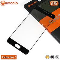 Защитное стекло Mocolo Meizu Pro 7 Full Cover (Black), фото 1