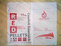 Пакет для пиллет 40х80