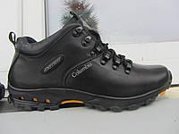 Зимние кожаные ботинки Columbia exstrim