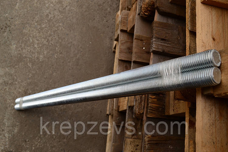 Шпилька М12х1000 DIN 975 из нержавейки А2