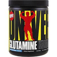 Universal Nutrition, Глутамин, голубая малина, 300 г
