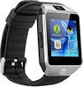 Розумні годинник Smart Watch DZ09, Silver