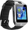Умные часы Smart Watch DZ09, Silver