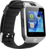 Розумні годинник Smart Watch DZ09, Silver, фото 1