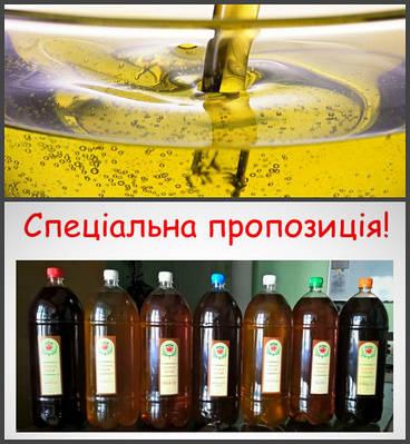 Растительные масла наливом от 5 литров