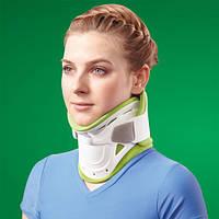 Бандаж на шейный отдел позвоночника OPPO 4097 Cervical Collar-Premium, жесткая фиксация.