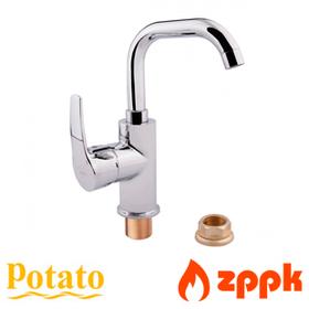 Смеситель для кухни Potato P1008B