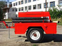 Мотопомпа пожарная ММ-27/100 МП-1600