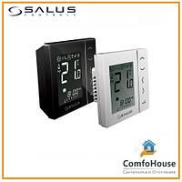 Беспроводной терморегулятор Salus VS10RF W/B (белый/черный)