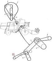 Ремень HC 2350 (Agro Belts) Z38698 John Deere, код запчасти Z47912.P