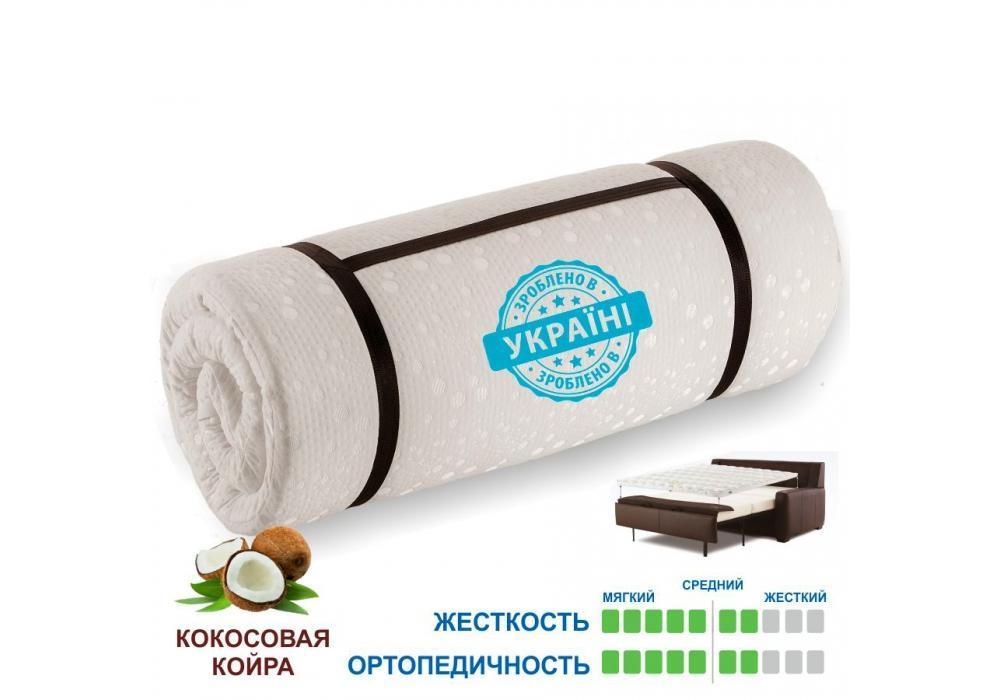 Матрац Extra Kokos Matro-Roll-Topper / Екстра Кокос 80х190 (Матролюкс-ТМ)