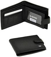 Отличный подарок каждому мужчине кошелек портмоне Dr.Bond тонкий. Отличное качество. Доступно. Код: КГ2296