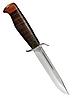 Охотничий нож АиР Штрафбат (Златоуст) кожа