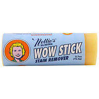 Nellie's All-Natural, Wow Stick, пятновыводитель, 76,5 г (2,7 унции)