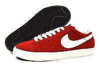 Яркие красные мужские кроссовки Nike Sweet Classic AP для спорта (модны спортивные новинки весна, лето, осень)