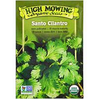 High Mowing Organic Seeds, Санто Чилантро, 1/8 унции