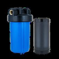 """Антинакипной фильтр для очистки води от тяжелых металов и примесей """"СВОД-АС"""" ВВ10, фото 1"""