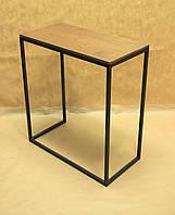 Стол - консоль кованый 06 Большой.