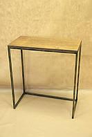 Стол - консоль кованый 06 Средний.