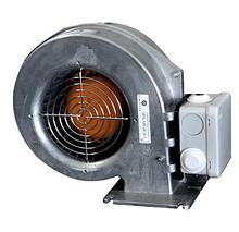 Нагнітальний вентилятор для котла на твердому паливі ELMOTECH VFS-120 295м3/год