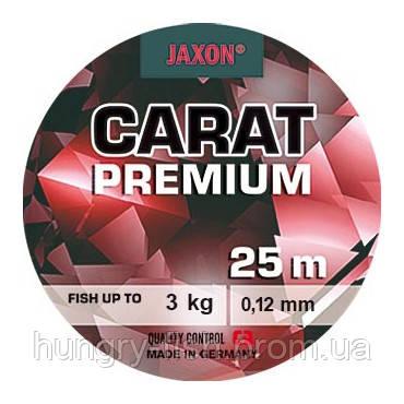 Леска Jaxon Carat Premium 25m